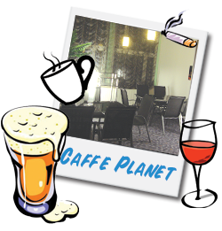 Caffe Planet Happy Planet